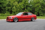 BMW 3 E36  316i COUPE AUTOMAAT