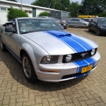 FORD MUSTANG 4.0 GT CABRIOLET PREMIUM