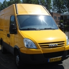 IVECO DAILY  4X4  CVF  1A35S