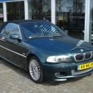 BMW 3 E46 323i  2.5 EXECUTIVE CABRIOLET